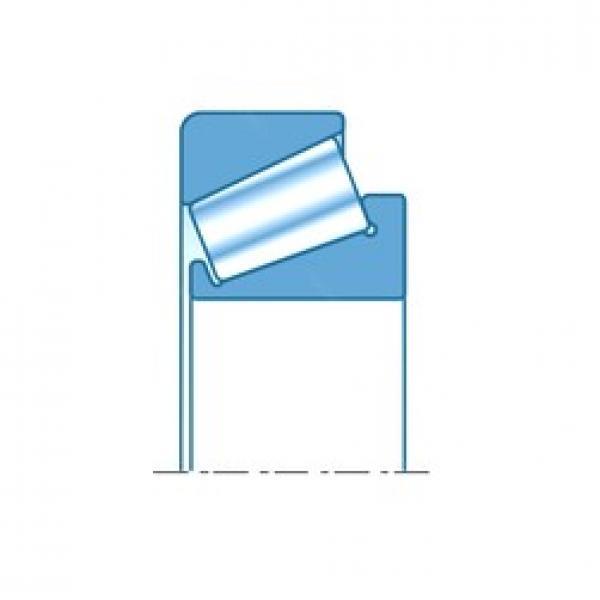 127 mm x 295,275 mm x 87,312 mm  NTN T-HH231637/HH231615 Rodamientos de una hilera de rodillos cónicos #1 image